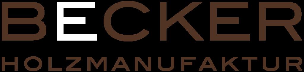 Logo Becker Holzmanufaktur